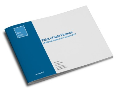 UK Point of Sale Finance Report Cover